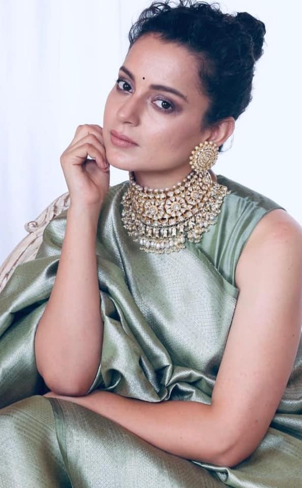 Kangana Ranaut wedding jewellery