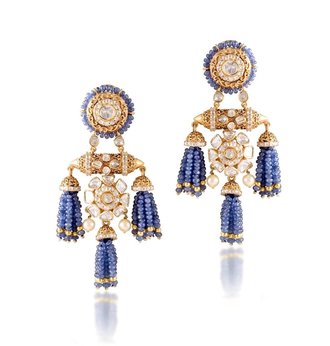 traditional earrings for wedding