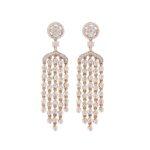 Statement earrings by ORRA