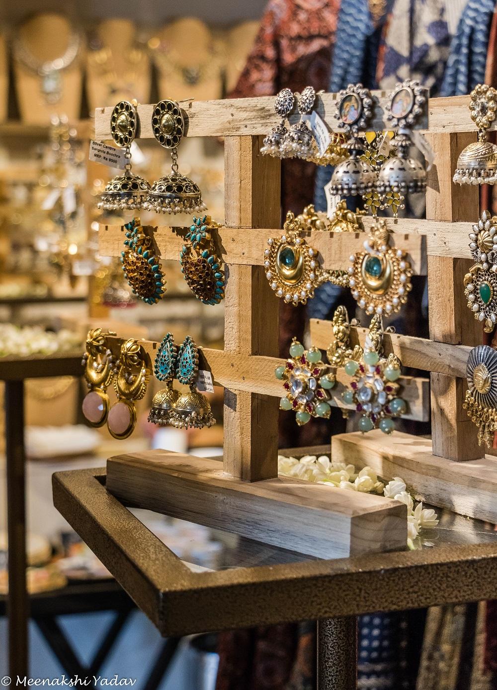 Sangeeta Boochra silver jewellery