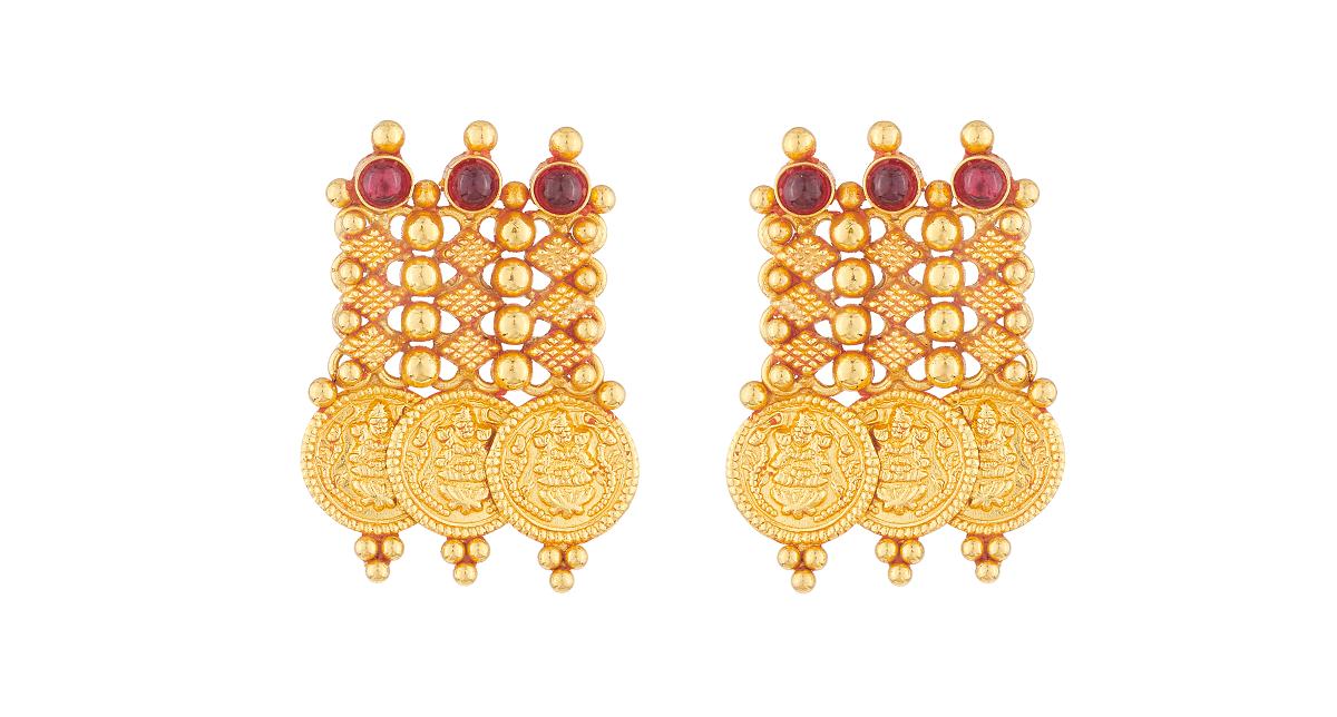 Laxmi Haar earrings Reliance Jewels
