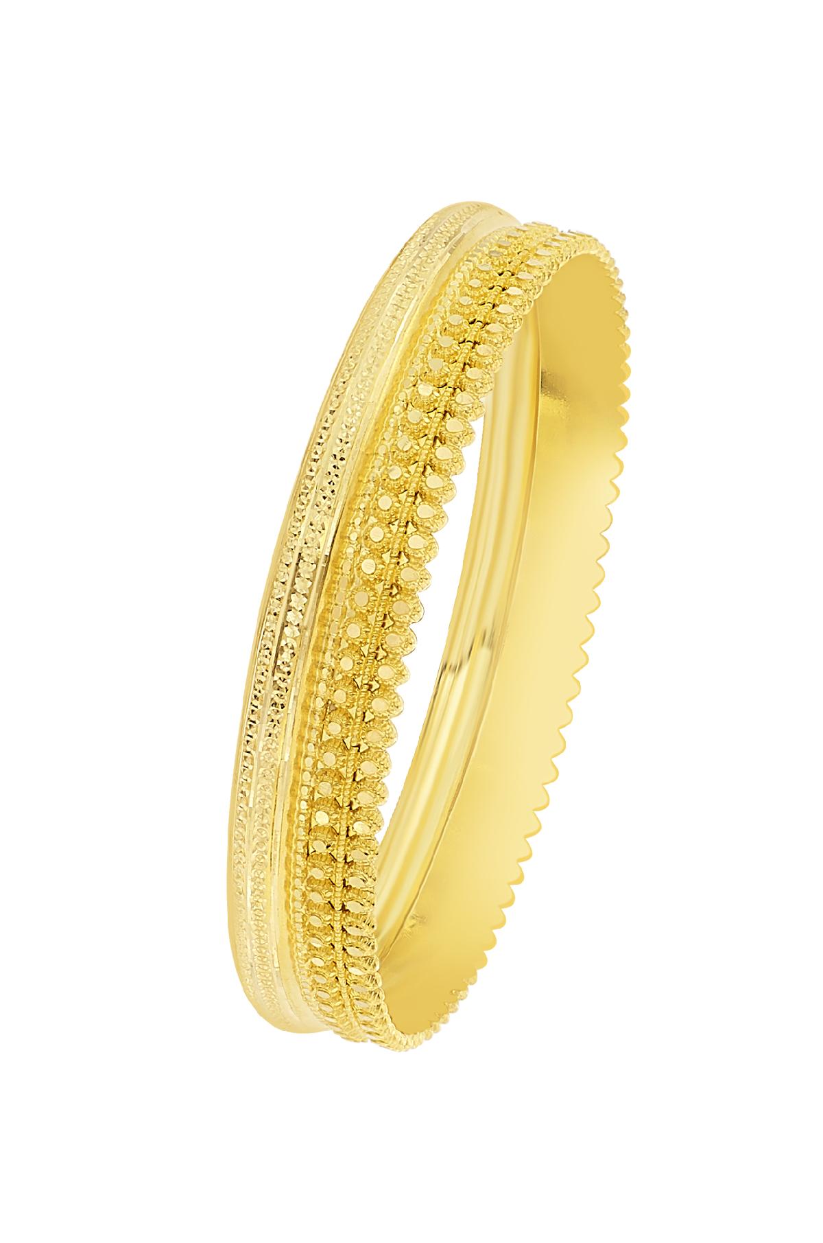 Pichodi bangle by Reliance Jewels