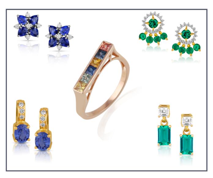 Illusion from Kohinoor Jewellers Agra