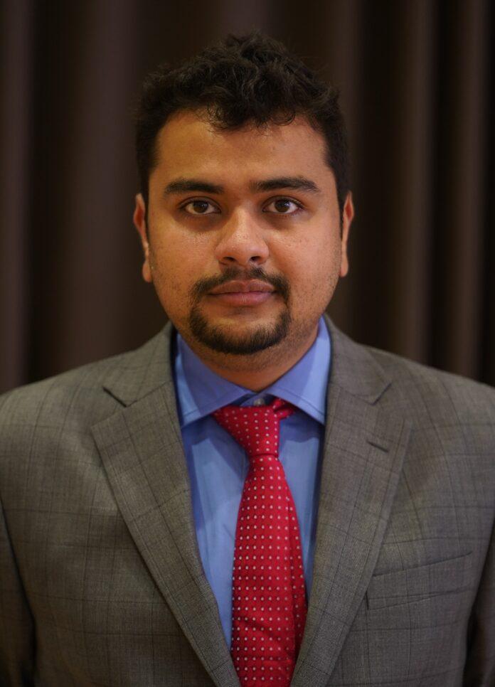 Siddharth Bafna Director, RC Bafna Jewellers